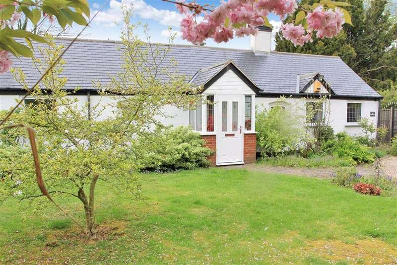 3 Bedrooms Detached Bungalow for sale in Hinckley Road, Leicester Forest East, Leicestershire