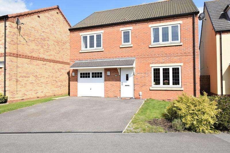 5 Bedrooms Detached House for sale in Windsor Park, Hull