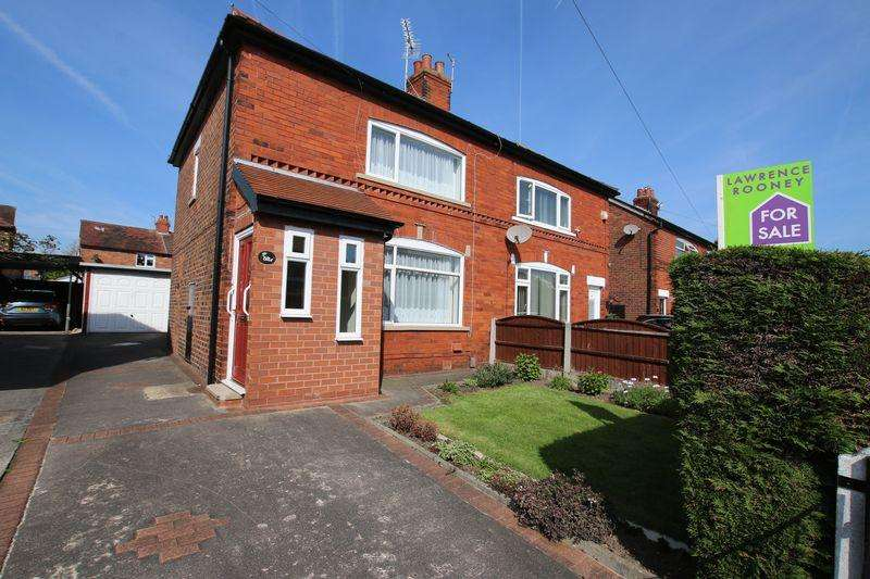 2 Bedrooms Semi Detached House for sale in Windsor Road, Walton-Le-Dale