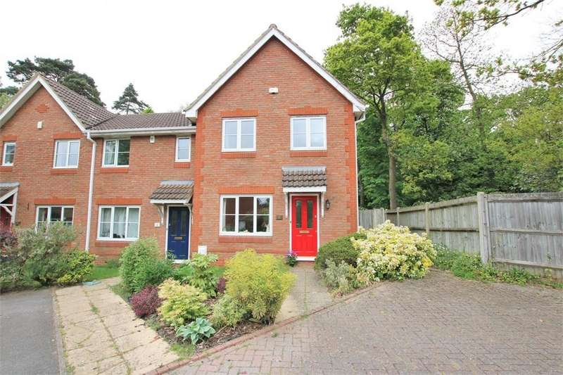 3 Bedrooms End Of Terrace House for rent in 2 Montague Close, WOKINGHAM, Berkshire