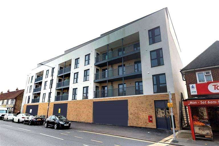 1 Bedroom Flat for sale in Grand Union House, Slough, SL2