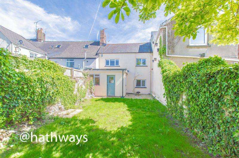 4 Bedrooms Terraced House for sale in Backhall Street, Caerleon Village