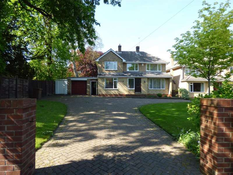 3 Bedrooms Detached House for sale in Southfield, Hessle
