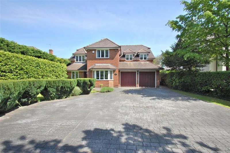 5 Bedrooms Detached House for sale in Grove Lane, Cheadle Hulme, Cheshire