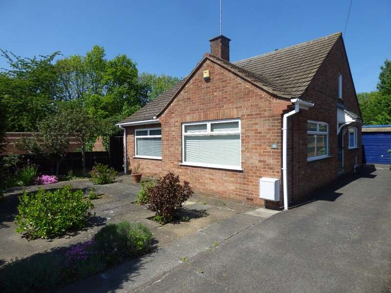 3 Bedrooms Detached Bungalow for sale in Franklyn Crescent, Peterborough, PE1 5ND