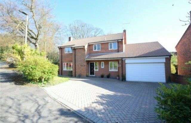 4 Bedrooms Detached House for sale in Brigg, Lincolnshire, DN20 0QP