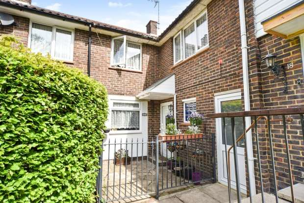 4 Bedrooms Terraced House for sale in Harcourt Road, Bracknell, Berkshire, RG12 7JD