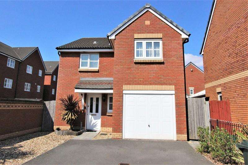 3 Bedrooms Detached House for sale in Amelia Avenue, Newport. NP19 0LS