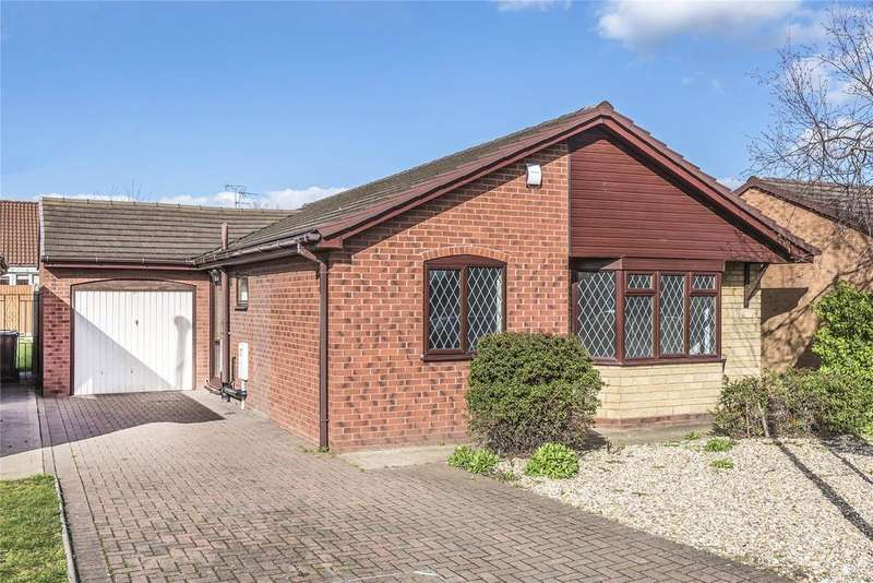 3 Bedrooms Detached Bungalow for sale in Elsham Crescent, Lincoln, LN6
