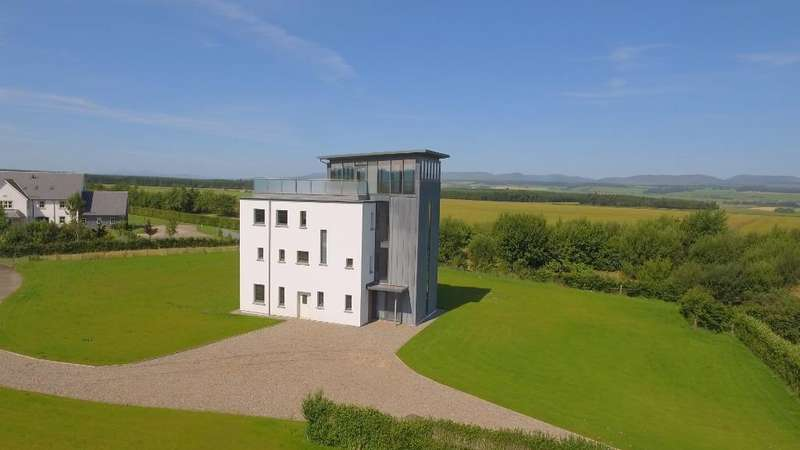 4 Bedrooms Detached House for sale in The Control Tower , Clathymore , Perthshire, PH1 1NW