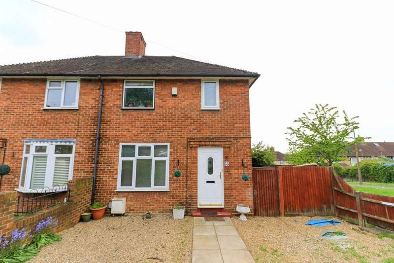 3 Bedrooms Semi Detached House for sale in Wittenham Way, Chingford, E4