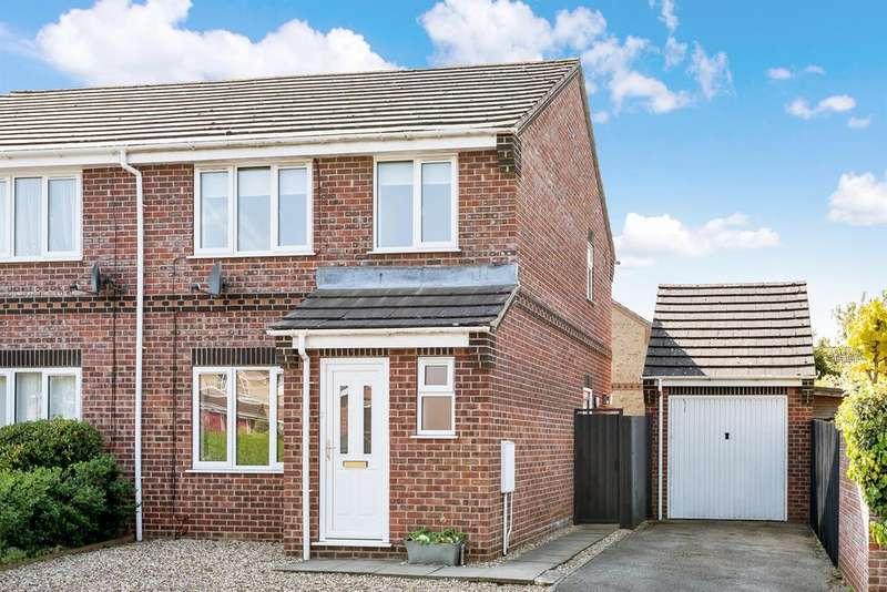 3 Bedrooms Semi Detached House for sale in Lodington Court, Horncastle, Lincs, LN9 6RZ