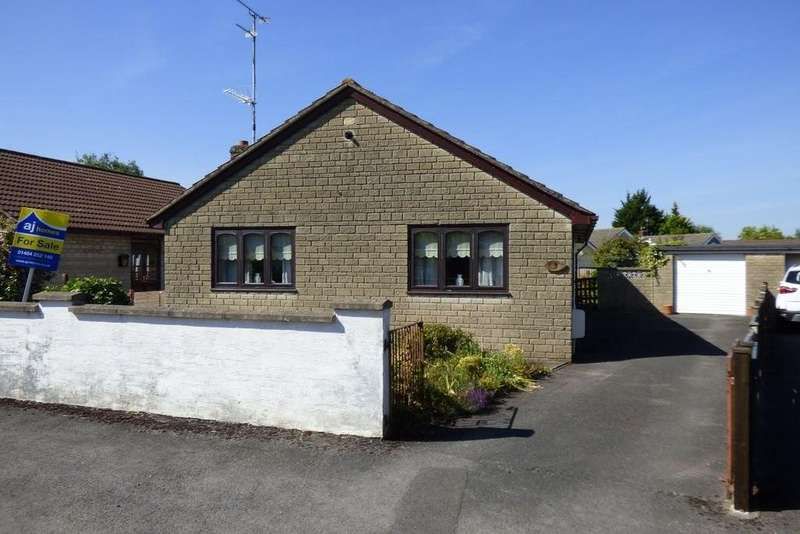 3 Bedrooms Detached Bungalow for sale in Cloisters Road, Winterbourne
