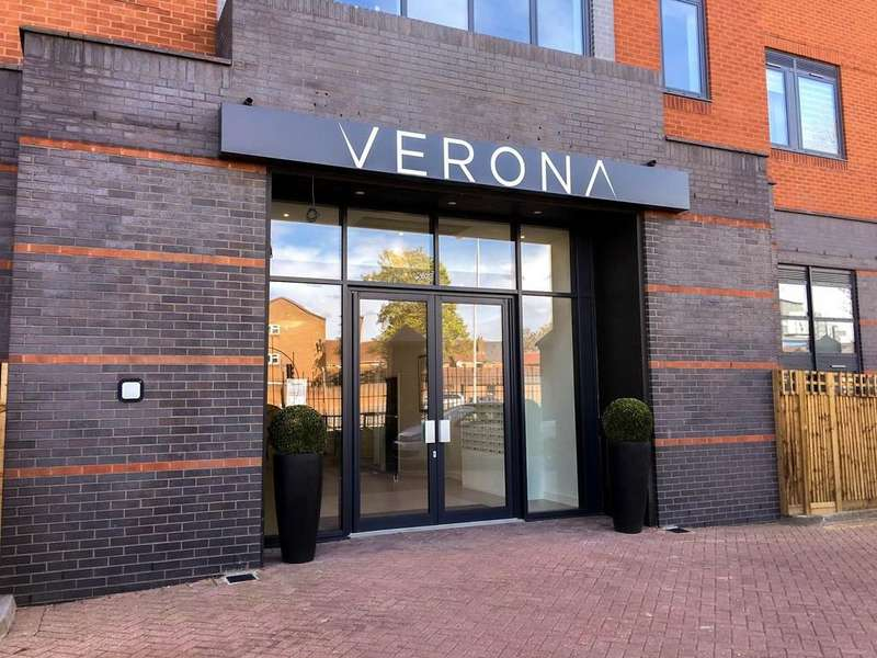 2 Bedrooms Apartment Flat for rent in Verona Apartments, Slough