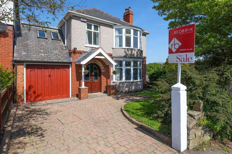 4 Bedrooms Detached House for sale in Dalewood Avenue, Beauchief
