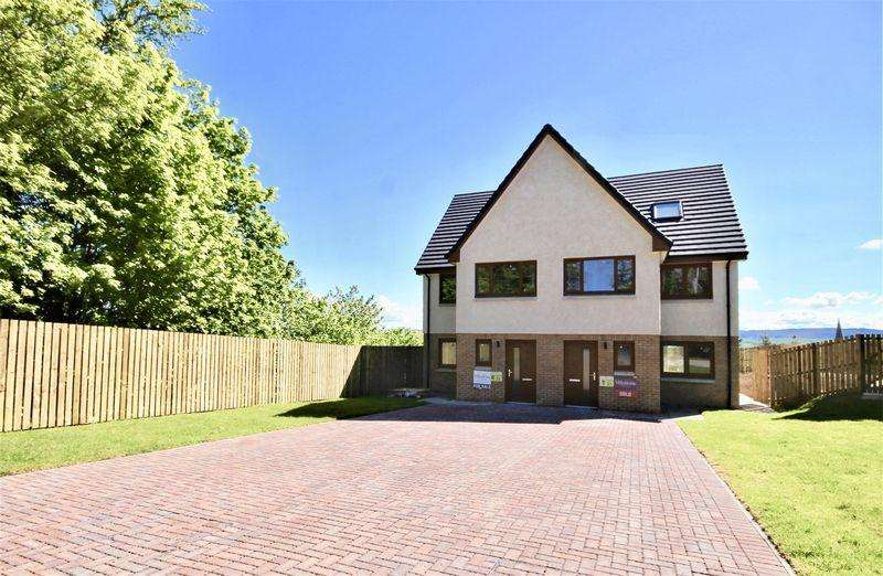 4 Bedrooms Semi Detached House for sale in Plot 22, West Church, Maybole