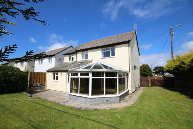 4 Bedrooms Semi Detached House for sale in Tintagel