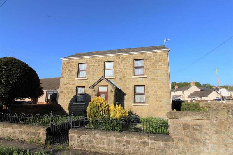4 Bedrooms Detached House for sale in Valley Road, Cinderford