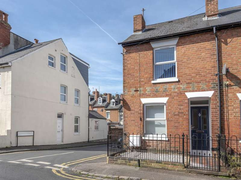 3 Bedrooms Terraced House for sale in Sherman Road, Reading, RG1
