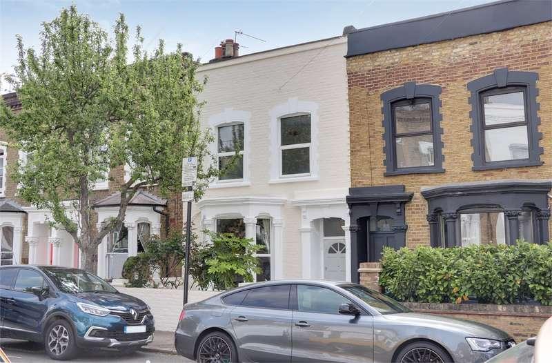 3 Bedrooms Terraced House for sale in Corbyn Street, Stroud Green, London