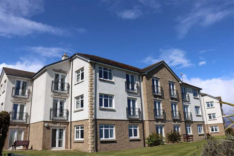 2 Bedrooms Apartment Flat for sale in Dolphin View, 18 The Links, Golf Road, Brora, KW9