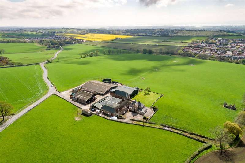 4 Bedrooms Farm Commercial for sale in Newbigging Farm (Lot 1), Carnock, Dunfermline, Fife, KY12