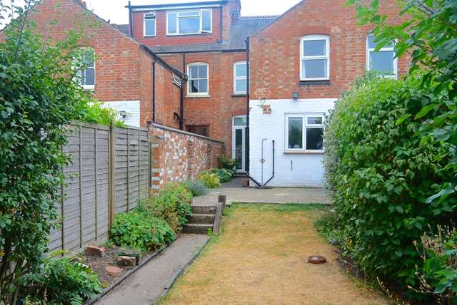 3 Bedrooms Terraced House for rent in Loughborough Road Qourn LE12