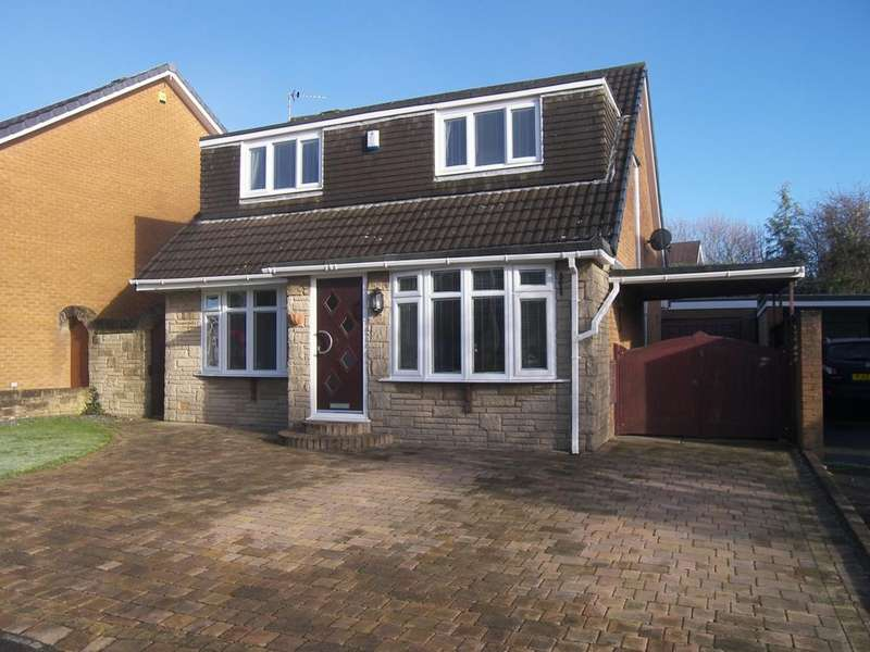 3 Bedrooms Detached House for sale in Westbourne Avenue Wrea Green Preston