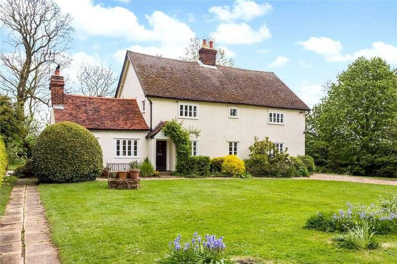 4 Bedrooms Unique Property for sale in Sacombes Lane, Allens Green, Hertfordshire, CM21