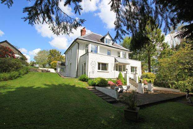 6 Bedrooms Detached House for sale in Bronwydd Arms, Carmarthen, Carmarthenshire