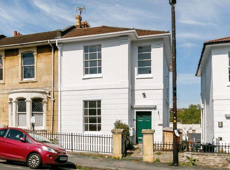 4 Bedrooms Maisonette Flat for sale in Sydenham Road, Cotham