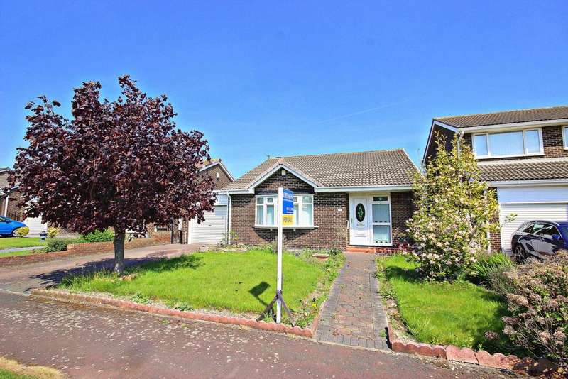 2 Bedrooms Detached Bungalow for sale in Picktree Lodge, Chester Le Street