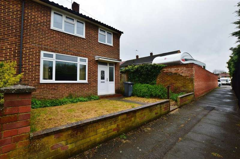 2 Bedrooms Terraced House for sale in Mascoll Path, Slough