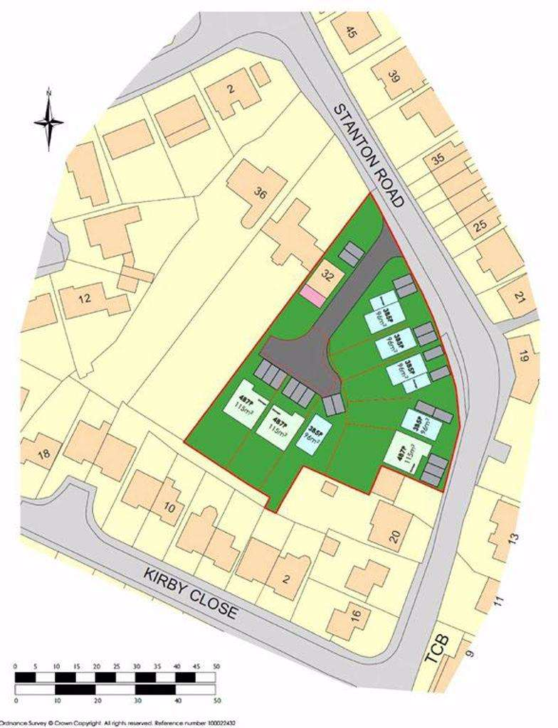Land Commercial for sale in Stanton Road, Sapcote, Leicester