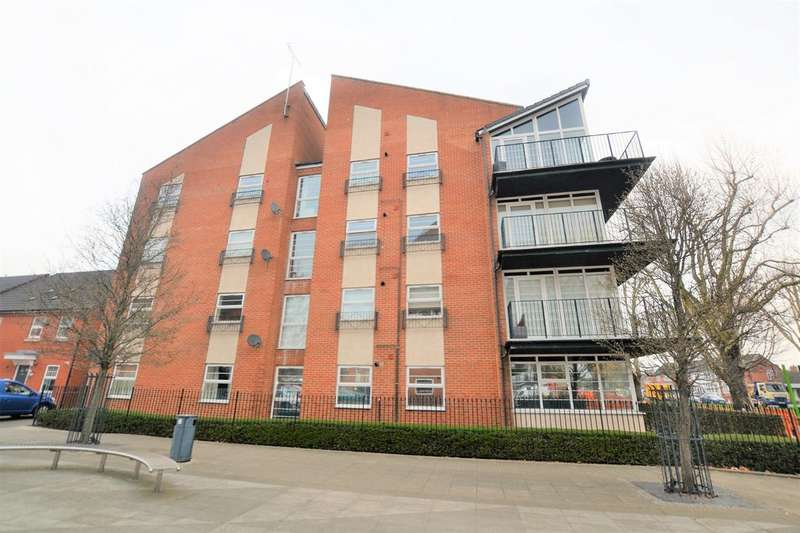 2 Bedrooms Apartment Flat for sale in Larchmont Road, Leicester LE4