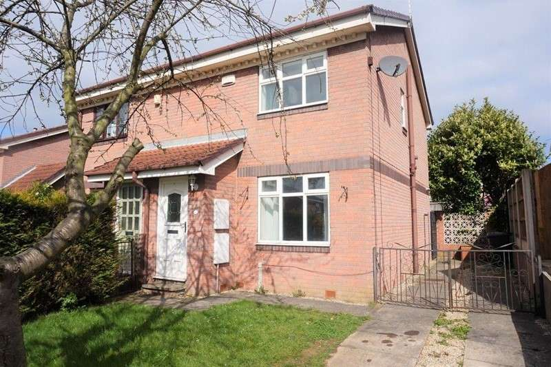 3 Bedrooms Property for sale in Hunters Green, Dinnington, Sheffield, South Yorkshire, S25 2UF