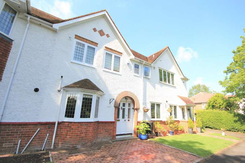 4 Bedrooms Town House for sale in Shinfield Road, Reading, RG2