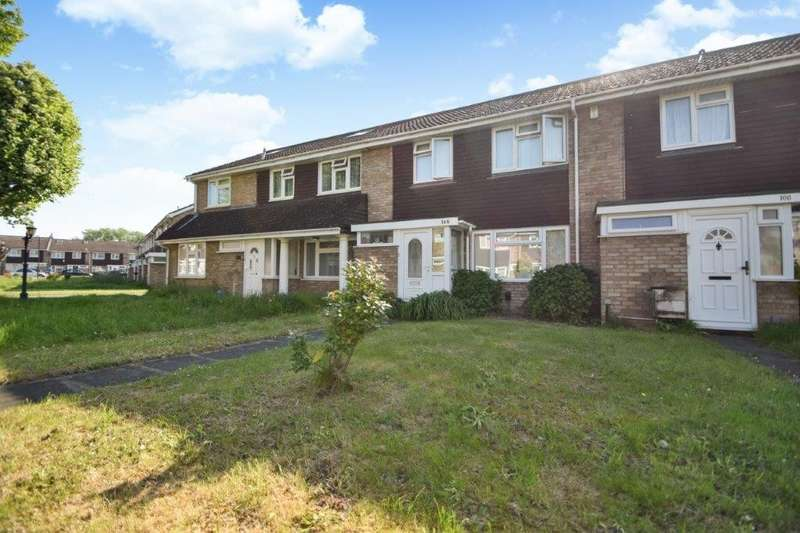 3 Bedrooms Terraced House for sale in Goodman Park, Slough, SL2