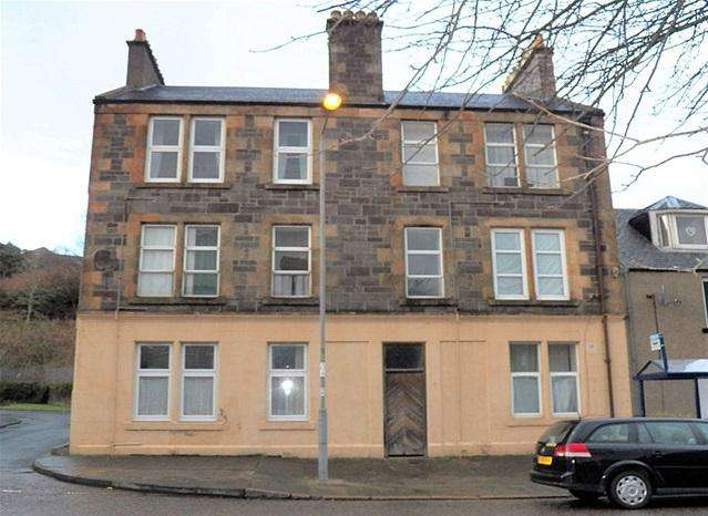 2 Bedrooms Flat for sale in 21E High Street, Campbeltown, PA28 6DS
