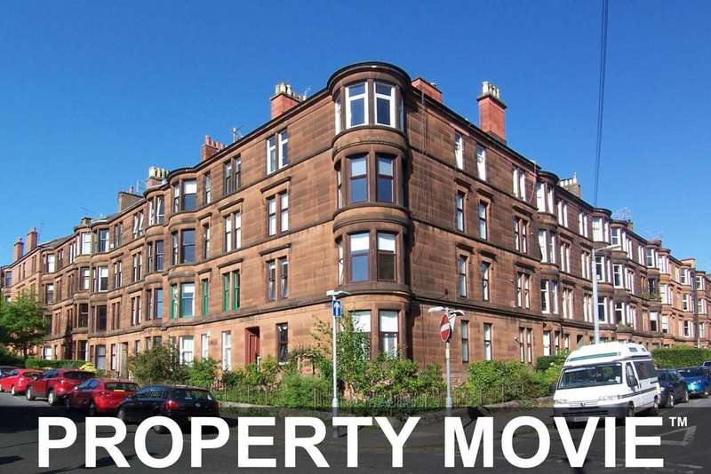 2 Bedrooms Ground Flat for sale in 0/2, 20 Elie Street, Dowanhill, Glasgow, G11 5HJ