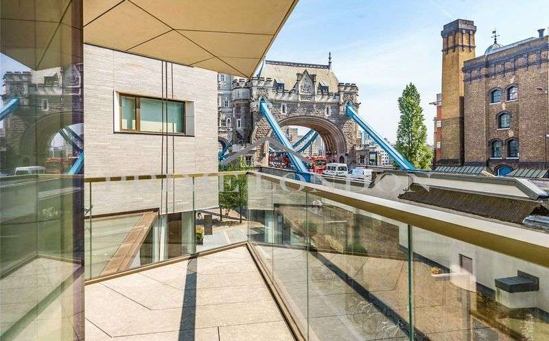 2 Bedrooms Property for sale in Tudor House, Duchess Walk, One Tower Bridge