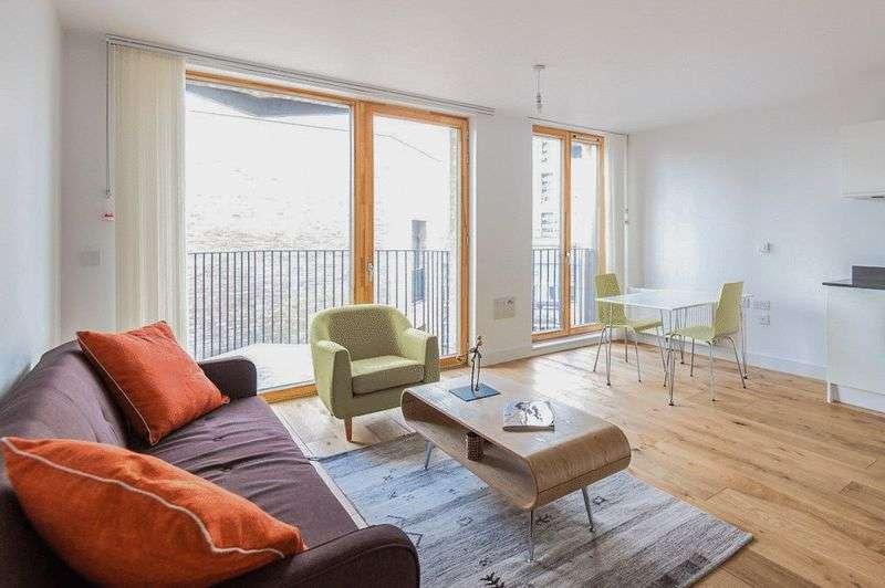 1 Bedroom Property for sale in Packenham House, Notting Hill, London