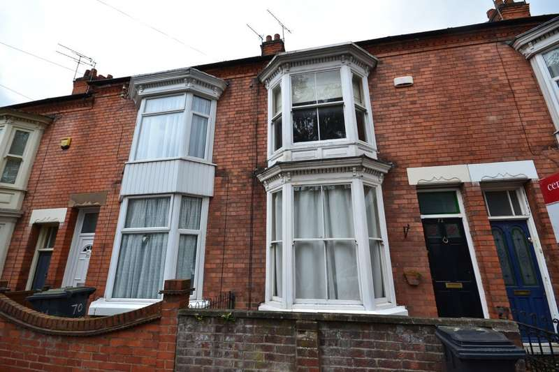 2 Bedrooms Terraced House for sale in Beaconsfield Road, West End LE3
