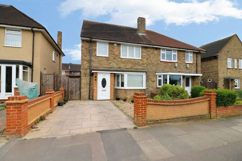 5 Bedrooms Semi Detached House for sale in Oaks Lane, Ilford, IG2
