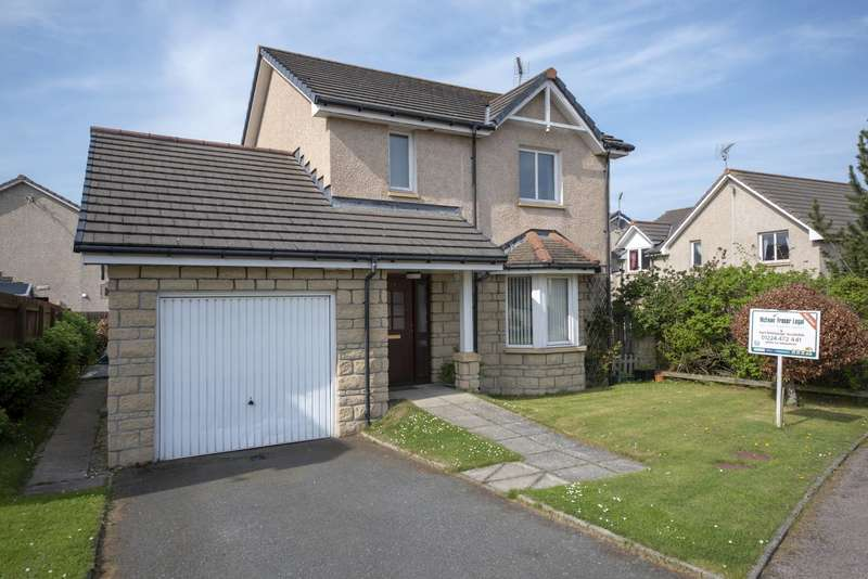 3 Bedrooms Detached Villa House for sale in Breckview, Pitmedden, Aberdeenshire, AB41 7GQ