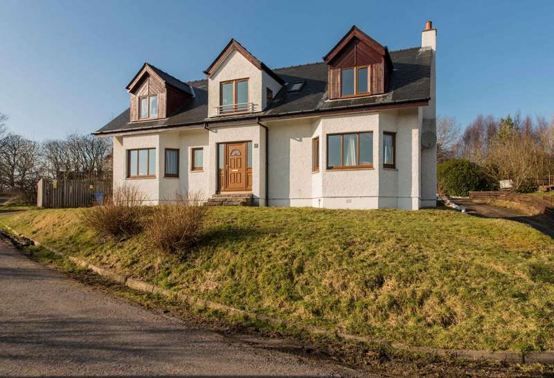 4 Bedrooms Detached House for sale in Roshven View, Arisaig, Inverness-shire, PH39 4NX