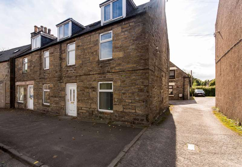 5 Bedrooms End Of Terrace House for sale in Regent Street, Keith, Moray, AB55 5DU