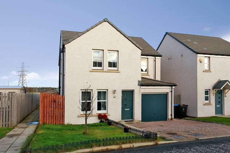 4 Bedrooms Detached House for sale in Newlands Crescent, Cove, Aberdeen, Aberdeenshire, AB12 3FR