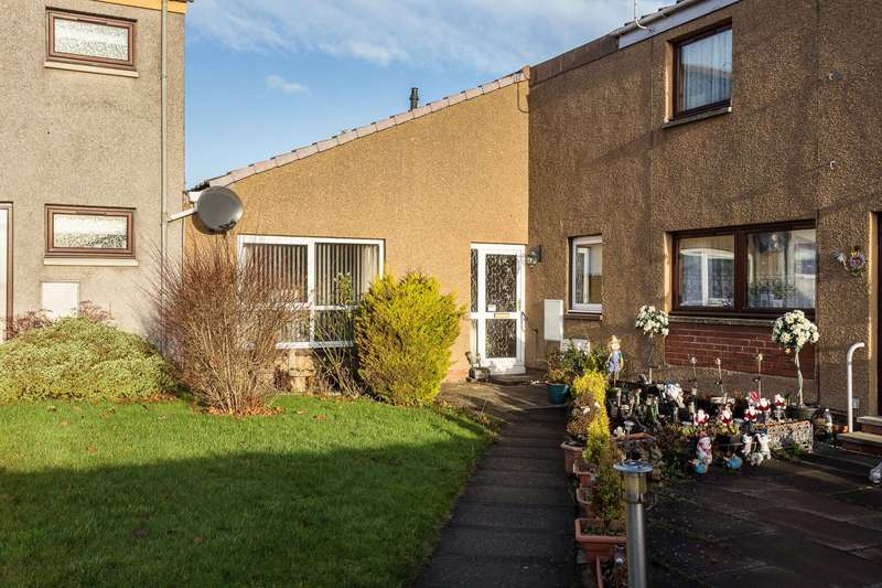 3 Bedrooms Bungalow for sale in East Kirkton Road, Arbroath, Angus, DD11 4HR