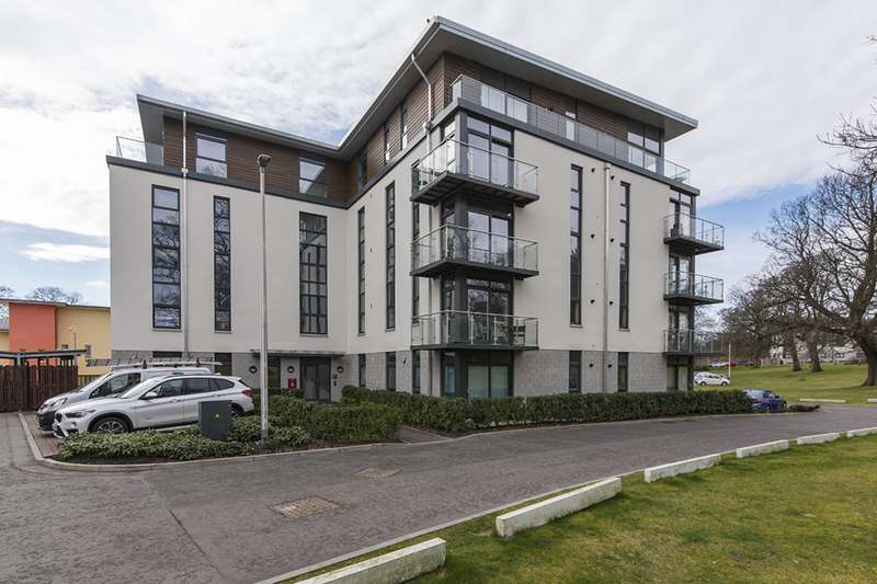 2 Bedrooms Flat for sale in May Baird Gardens, Aberdeen, Aberdeenshire, AB25 3BR